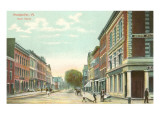 State Street, Montpelier, Vermont Posters