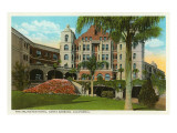 Arlington Hotel, Santa Barbara, California Prints