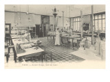Laboratory, Pasteur Institute Art