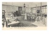 Laboratory, Pasteur Institute Art