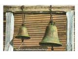 Old Bells in Old Town, San Diego, California Posters