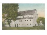 Bethania House, Ephrata, Pennsylvania Kunstdrucke