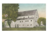 Bethania House, Ephrata, Pennsylvania Prints