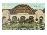 Botanical Building, Balboa Park, San Diego Posters