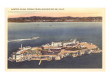 Alcatraz Island, San Francisco, California Prints