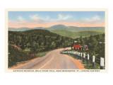 Haystack Mountain, Bennington, Vermont Poster