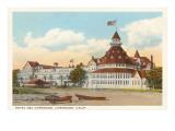 Hotel del Coronado, San Diego, California Print