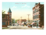 Main Street, Middlebury, Vermont Prints
