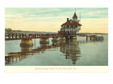 Yacht Club, Pawtuxet, Rhode Island Prints