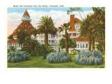 Hotel del Coronado, San Diego, California Giclée-Premiumdruck