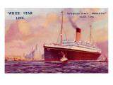 R.M. S. Megantic, Ocean Liner Posters