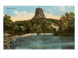 Devil's Tower, Wyoming Print