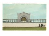 Organ Pavilion, Balboa Park, San Diego, California Print