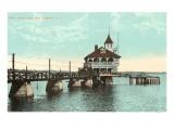 Yacht Club, Pawtuxet, Rhode Island Art