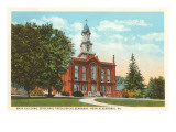 Episcopal Theological Seminary, Alexandria, Virginia Print