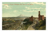 Gateway to Tacoma, Washington Prints