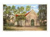 St. Andrew's Parish, Charleston, South Carolina Prints