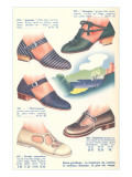 Catalog for French Shoes Prints