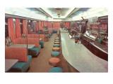 Interior, Retro Diner Print