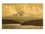 Mt. Rainier, Washington Prints
