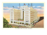 US Grant Hotel, San Diego, California Posters
