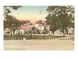 Biltmore Hotel, Montecito, Santa Barbara, California Posters