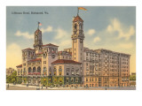 Jefferson Hotel, Richmond, Virginia Prints