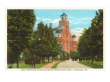 Randolph Macon Woman&#39;s College, Lynchburg, Virginia Photo