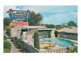 Draney's Motel and Pool Posters