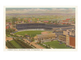 Forbes Field, Pittsburgh, Pennsylvania Photographie