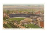Forbes Field, Pittsburgh, Pennsylvania Sztuka