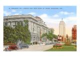 West Wisconsin Avenue, Milwaukee, Wisconsin Prints