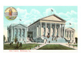 State Capitol, Richmond, Virginia Poster