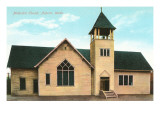 Methodist Church, Auburn, Washington Prints