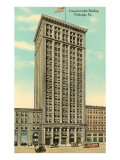 Commonwealth Building, Pittsburgh, Pennsylvania Print