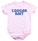 Infant: Cougar Bait Infant Onesie