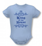 Infant: King Of The House Infant Onesie