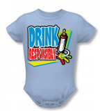 Infant: Drink Responsibly T-shirts