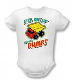 Infant: Dumper Infant Onesie