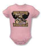 Infant: Here Comes Trouble Infant Onesie