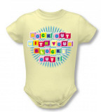 Infant: Rock Out Infant Onesie