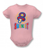 Infant: Suck It Infant Onesie