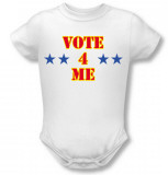 Infant: Vote 4 Me Infant Onesie
