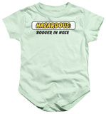 Infant: Hazardous Infant Onesie