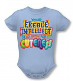 Infant: No Match Infant Onesie