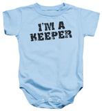 Infant: I'm A Keeper Infant Onesie