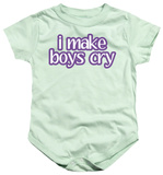 Infant: I Make Boys Cry T-shirts