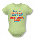 Infant: Big Ass Diaper Shirts
