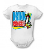 Infant: Drink Responsibly Infant Onesie