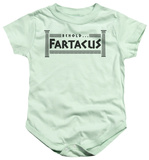 Infant: Fartacus Infant Onesie